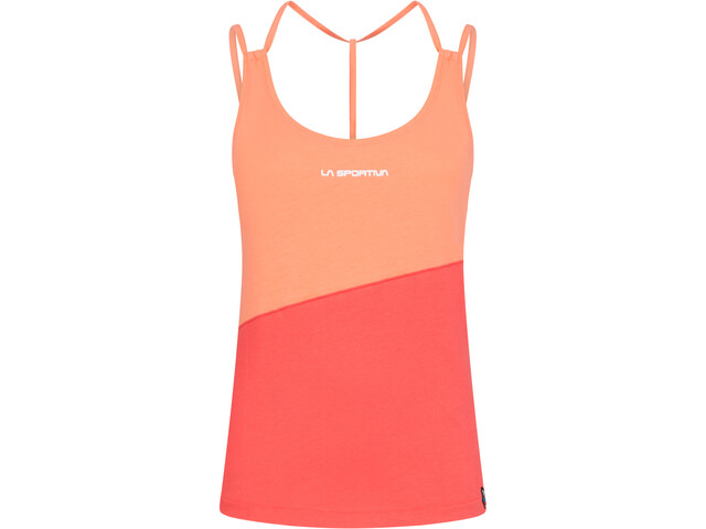 La Sportiva Think Tank Women flamingo/hibiscus